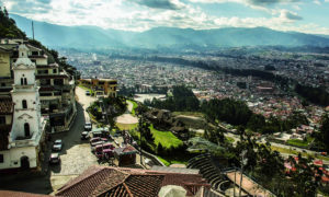 ecuador digital nomad destination