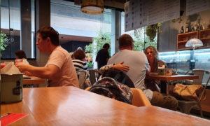 Café Cultura Multi Open Shopping 2