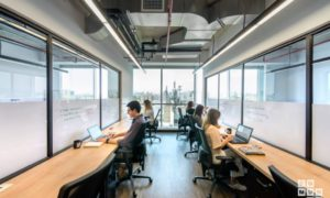 Comunal Coworking - Benavides 5