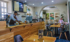 Folklore Colombian Cafe 1